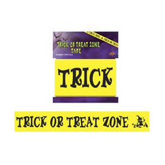 Trick or Treat Party Tape
