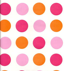 Pink & Orange Spot Runner/Wrap