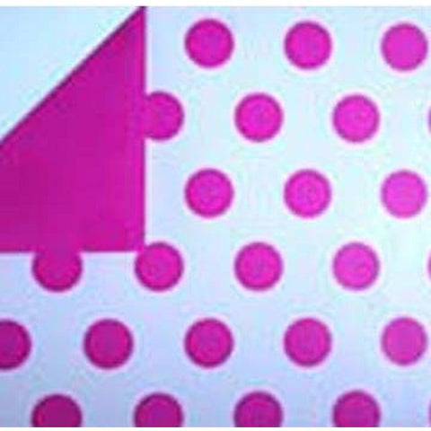 Hot Pink Spot Table Runner/Wrap