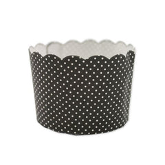 Robert Gordon Black Spot Cupcake Wrappers