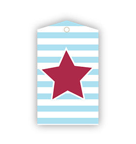 Red Star Tags