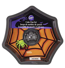 Spider Cake Tin Set