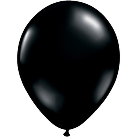 Black 11' Pearl Balloons