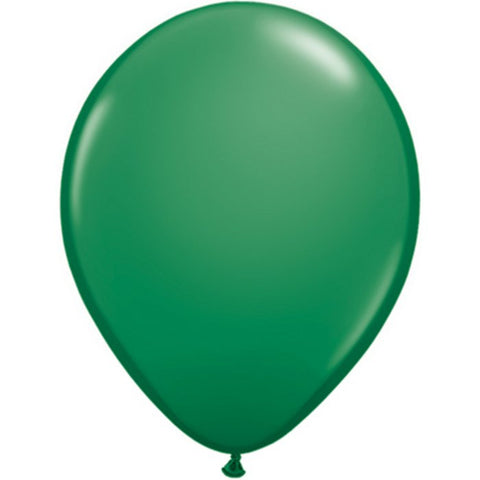 Emerald Green 11' Pearl Balloons