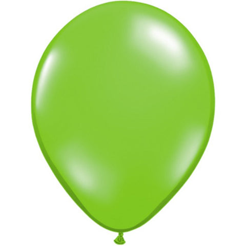 Lime Green 11' Pearl Balloons