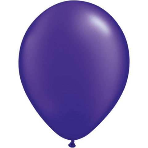 Purple 11' Pearl Balloons