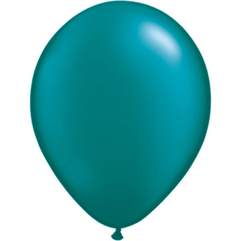 Tropical Teal 11' Pearl Balloons