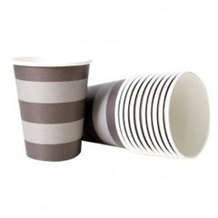 DR Black Stripe Cups