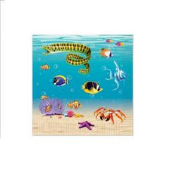 Under the Sea Large Napkins