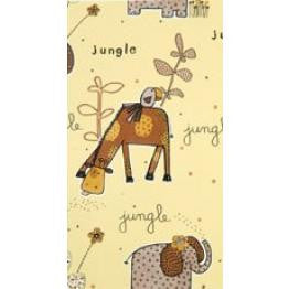 Jungle Animal Table Runner/Wrap