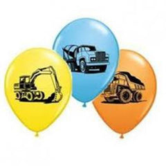 Construction Balloons