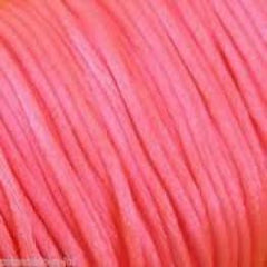Candy Pink Cord