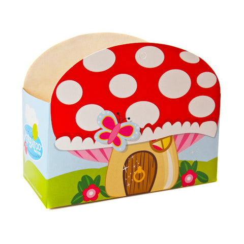 Fairy Cupcake Treat Boxes