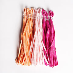 Toot Sweet Pink Party Tassels