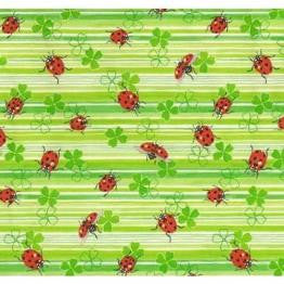 Lady Bug Table Runner/Wrap