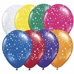 "5"" Assorted Stars Balloons"