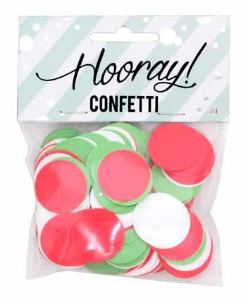 Circle Bright Table Confetti