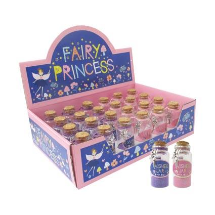 Fairy Wishing Jars