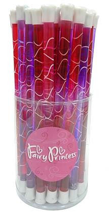 Pretty Princess Glitter Wands