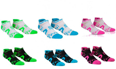 Compressport Pro Racing Socks V2 - Run Low