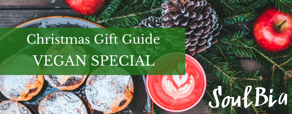 Christmas Gift Guide Vegan Special