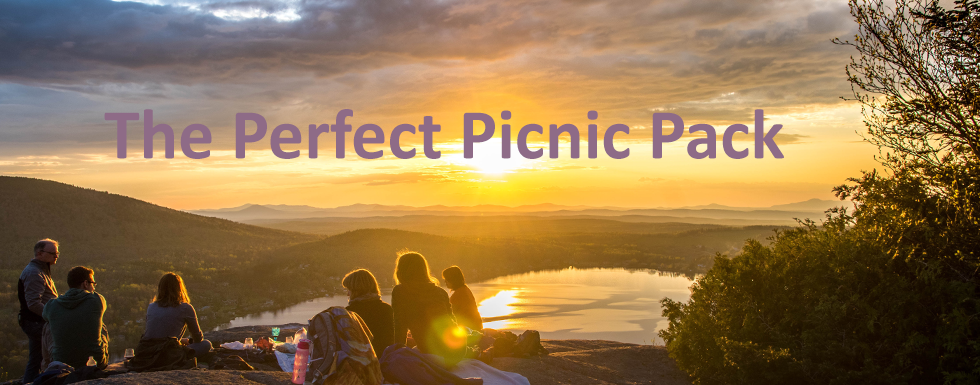 The perfect Picnic Pack