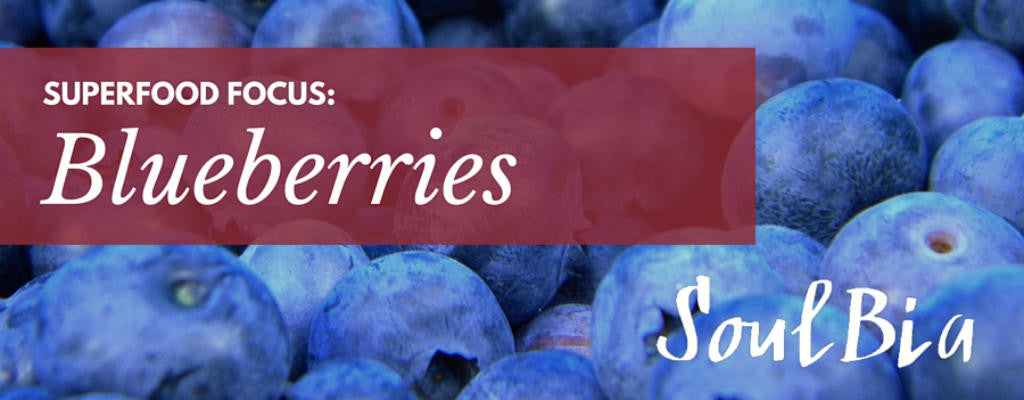 Superfood Focus: Blueberries