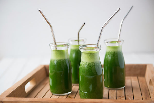 Fresh Green Juice with Soul