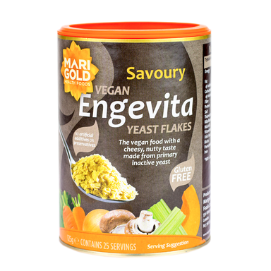 Engevita Nutritional Yeast Flakes - 125g - SoulBia