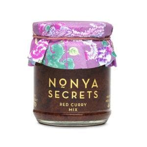 Nonya Secrets Red Curry Mix - 170g - SoulBia
