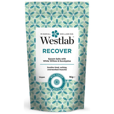 Westlab Bathing Salts Recover-1000g - SoulBia