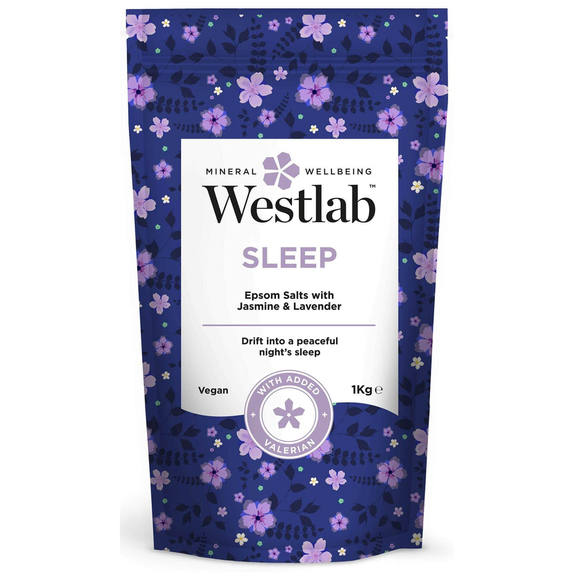 Westlab Bathing Salts Sleep-1000g - SoulBia