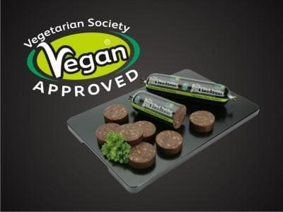 The Bury Black Pudding Company (Vegan Black Puddng)