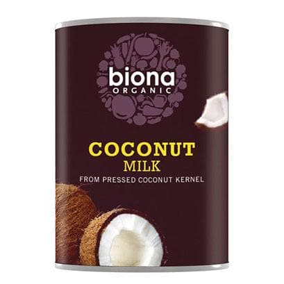 Biona Coconut Milk Organic - 400ml - SoulBia