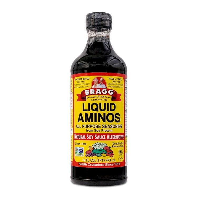 Bragg Liquid Aminos Natural Soy Sauce- 473ml - SoulBia