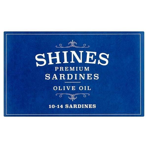 Shines Sardines in Olive Oil- 118g - SoulBia