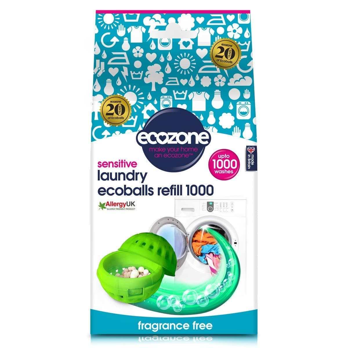 Ecozone Ecoball 1000 Refill Pellets - SoulBia