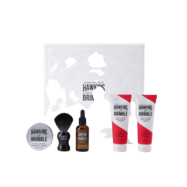Hawkins & Brimble Grooming 5 Piece Gift Set - SoulBia