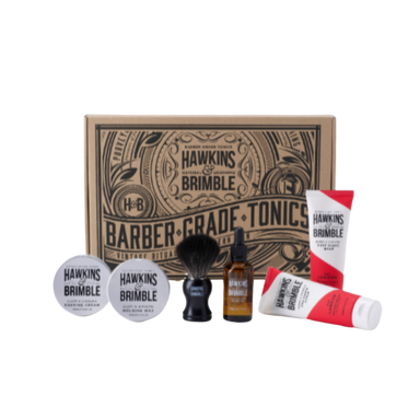 Hawkins & Brimble Grooming 6 Piece Gift Set - SoulBia