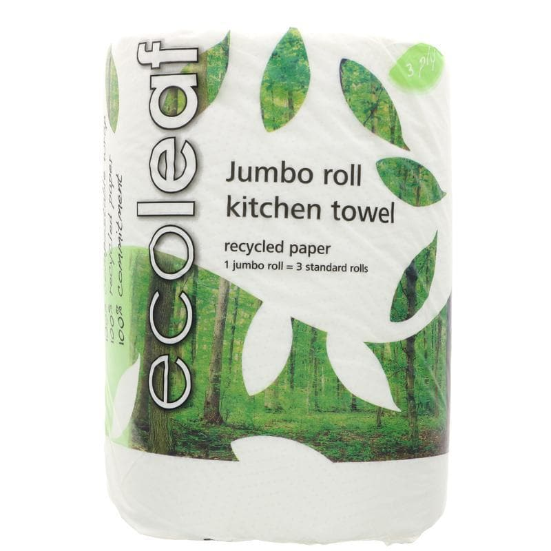 Ecoleaf Jumbo Kitchen Towel - SoulBia