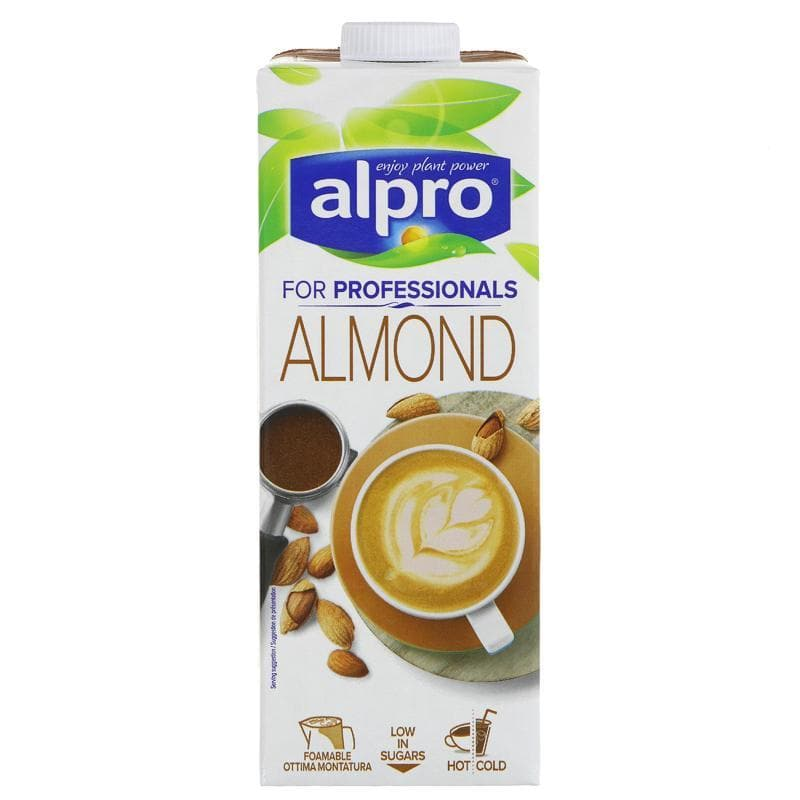 Alpro Almond Milk for Professionals - 1L - SoulBia