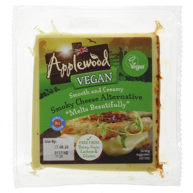 Applewood Smoked Cheese Block - 200g - SoulBia
