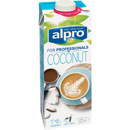 Alpro Coconut Milk For Professional's 1LT - SoulBia