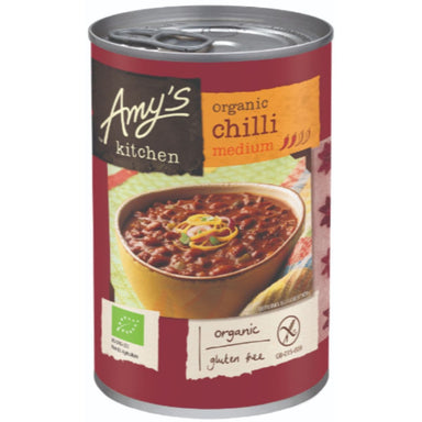Amys Medium Chilli - 416g - SoulBia