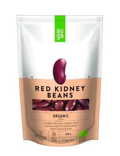 Auga Organic Red Beans in Brine 400g - SoulBia
