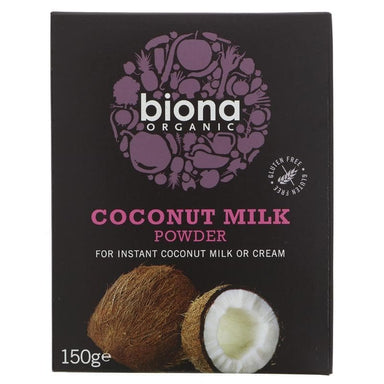 Biona Coconut Milk Powder - 150g - SoulBia