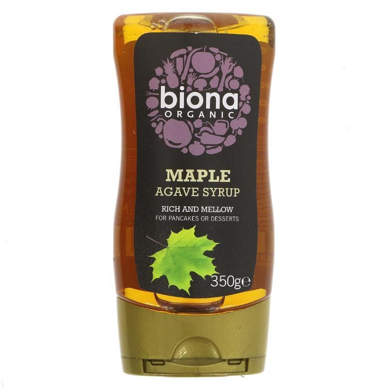 Biona Organic Maple Agave Syrup - SoulBia