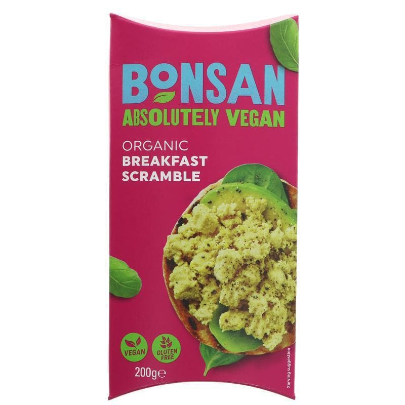 Bonsan Vegan Breakfast Scramble - 200g - SoulBia