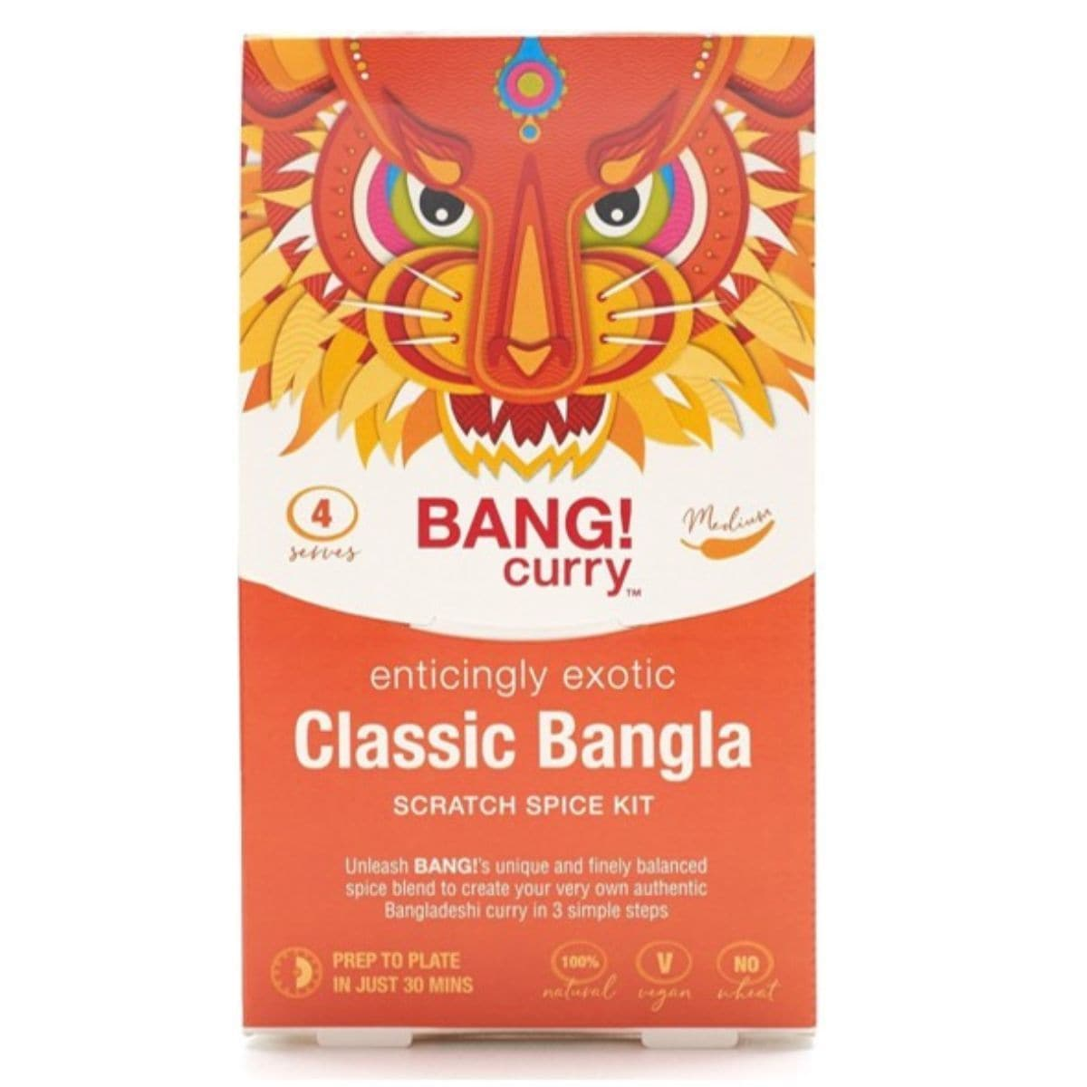 Bang Curry Classic Bangla Scratch Spice Kit - 24g - SoulBia