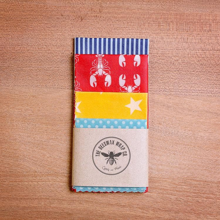 The Beeswax Co. Medium Kitchen Wraps - SoulBia